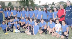 Barrio Logan girls' soccer team is changing lives