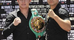 The week in Boxing: Canelo returns Sept.17