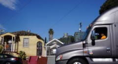 City's Truck Resolution Insufficient Residents Say