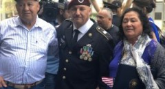 Deported Veterans' Rights Leader Returns Home to Become a US Citizen