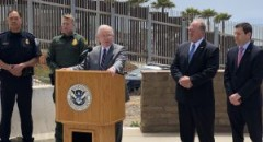 Zero Tolerance for Illegal Border Crossings