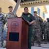 First National Guard Troops Arrive at the California-Mexico Border