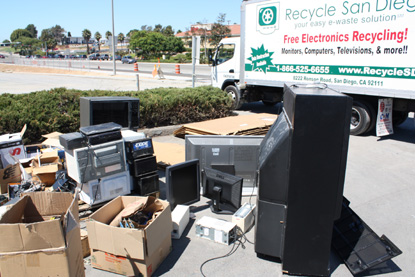 Recycling coupon san diego