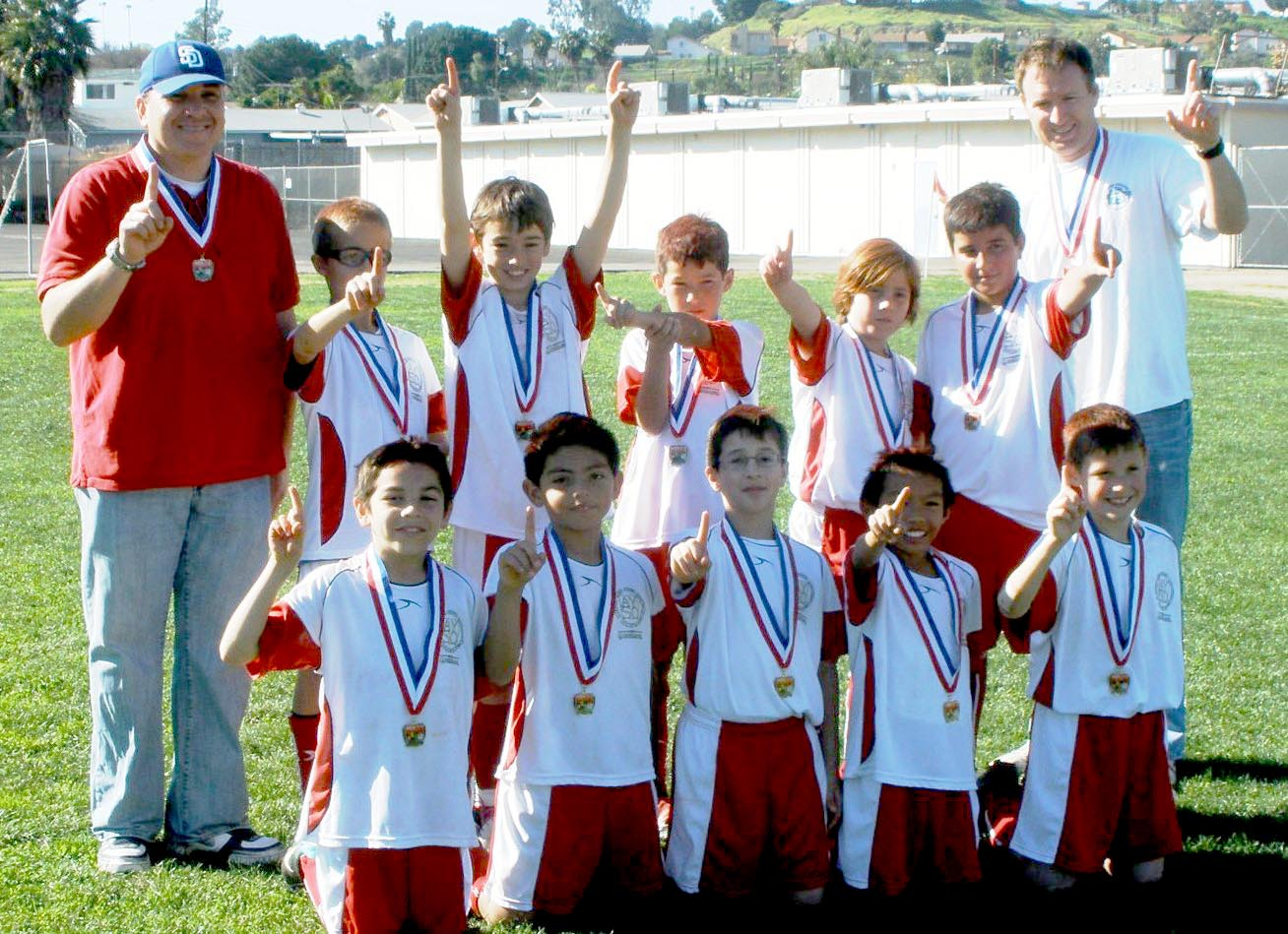 AYSO U10 All Star Tournament took place on January 15, 2011 and the ...