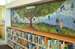 Jose Luis Rodriguez will live on over a 3½ by 15 foot mural unveiled Friday at the Lincoln Acres branch of the San Diego County Library.