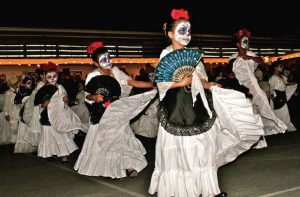 Ballet Folkloric dancers from last year's event.