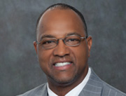 NHA CEO, Rudy Johnson
