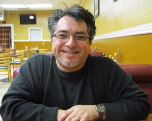 Dave Rivas a 911 dispatcher, a multi-talented voice over artist, actor, and sound designer.