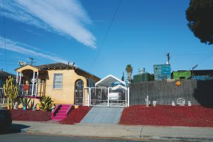 Barrio Logan, homes in Barrio Logan, Andrea Lopez-Villafaña