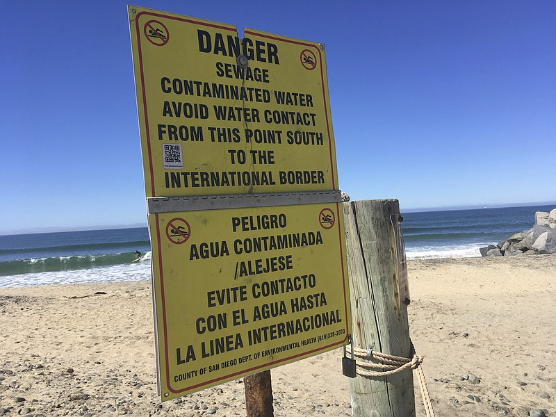 New Trade Deal with Mexico Included $300M for Tijuana River Valley